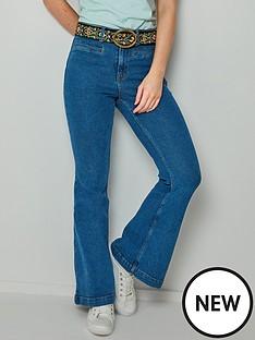 joe-browns-vintage-flared-jeans-blue