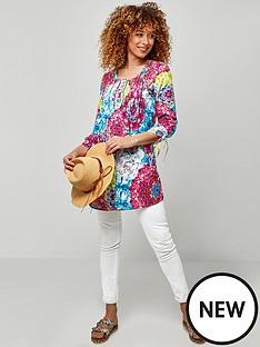 joe-browns-joe-browns-lovely-longline-blouse--multi