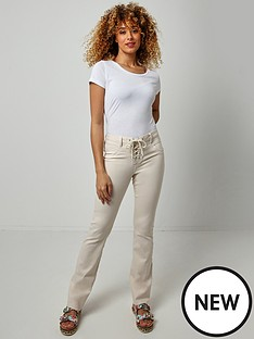 joe-browns-lace-up-jeans-cream
