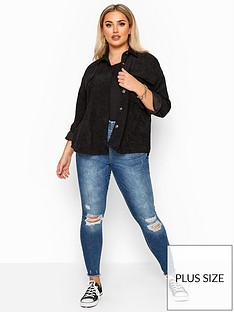 yours-yours-jenny-28-rip-knee-jeggings-blue