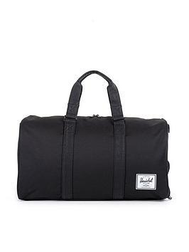 herschel-novel-duffell-weekend-holdall-bag-black
