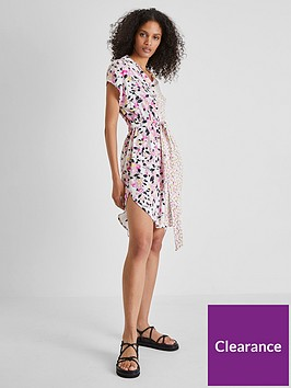 french-connection-yulia-printed-shirt-dress-multi