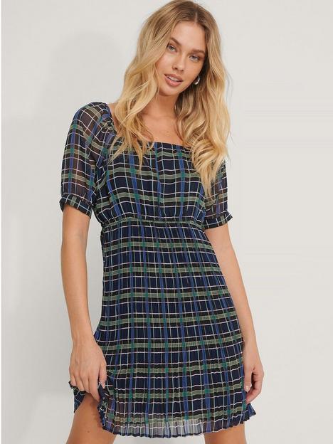 na-kd-checked-mini-dress-multi