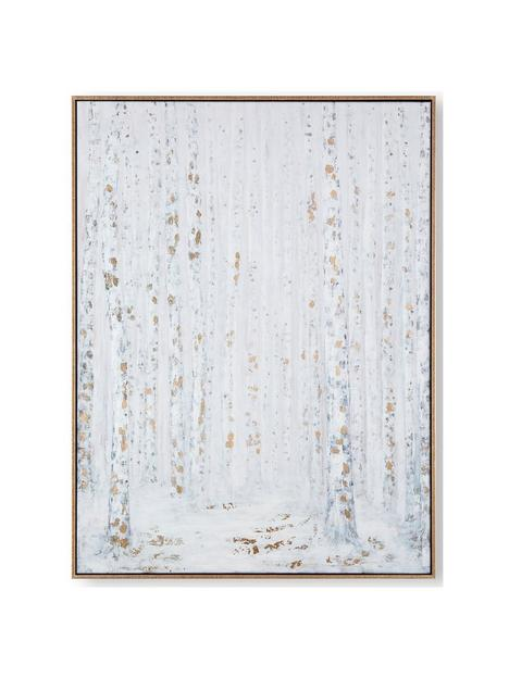 art-for-the-home-beautiful-birch-trees-framed-canvas-with-hand-paint-detail