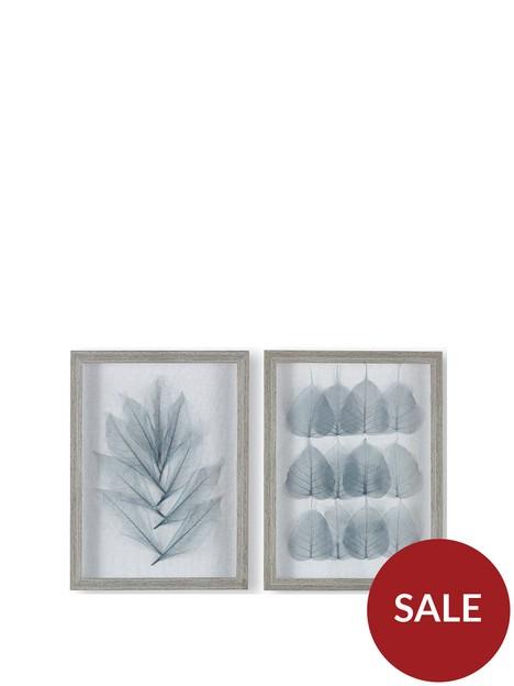 art-for-the-home-set-of-2-delicate-leaves-framed-art