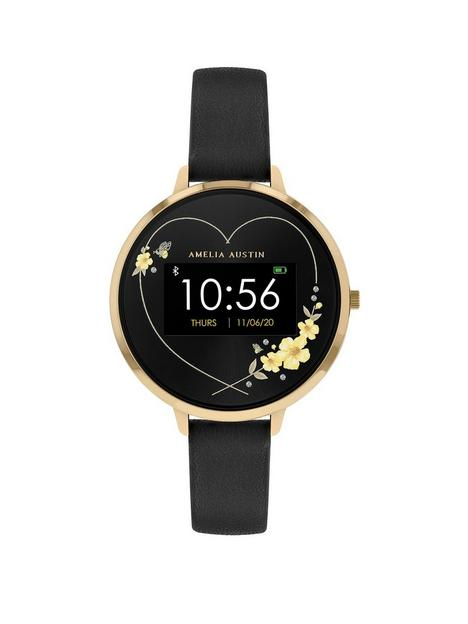 amelia-austin-camellia-story-ladies-smart-active-amp-fitness-watch