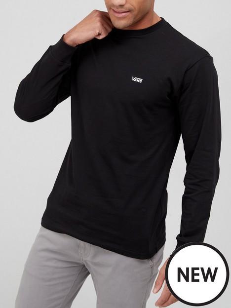 vans-left-chest-hit-long-sleeve-t-shirt-blackwhite