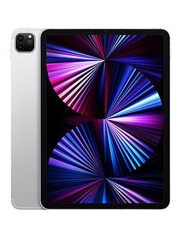 Apple iPad Pro (M1, 2021), 128Gb, Wi-Fi & Cellular, 11 ...