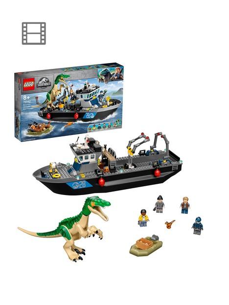 lego-jurassic-world-baryonyx-dinosaur-boat-toy-76942