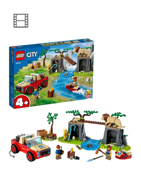 lego-city-city-wildlife-rescue-off-roader-car-toy-60301