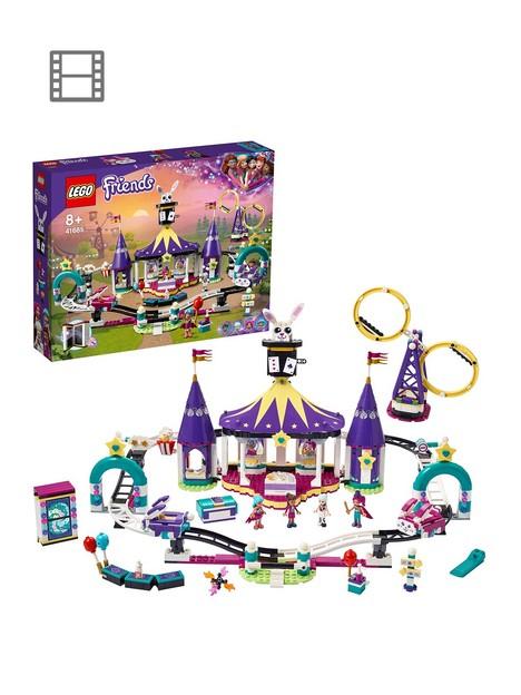 lego-friends-friends-magical-funfair-roller-coaster-41685