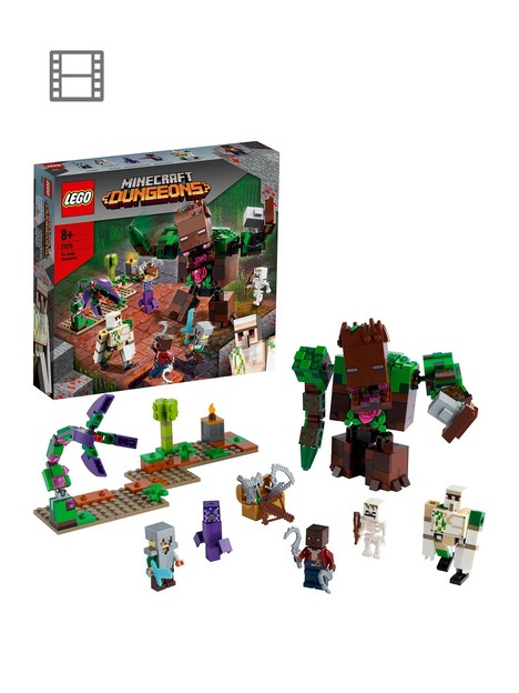 lego-minecraft-the-jungle-abomination-toy-21176