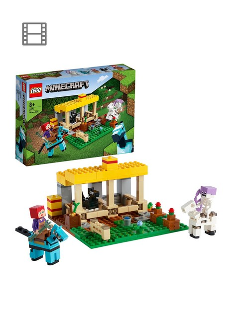 lego-minecraft-the-horse-stable-farm-toy-21171