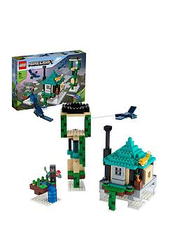 lego-minecraft-the-sky-tower-building-set-21173