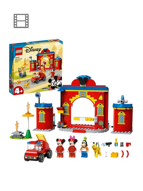 lego-disney-mickey-mouse-fire-engine-amp-station-10776