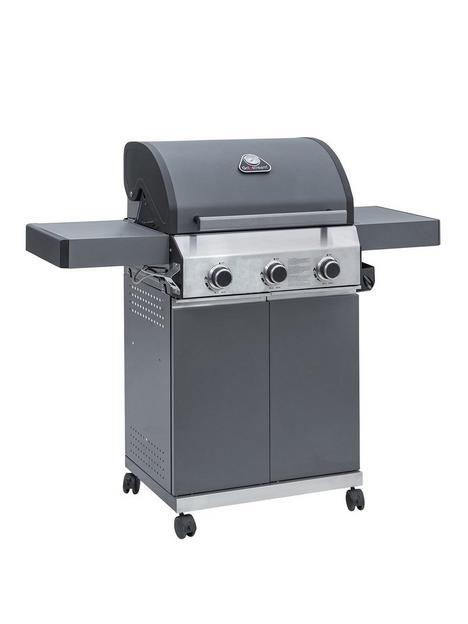 grillstream-grillstream-classic-3-burner-bbq-hybrid-matt-grey
