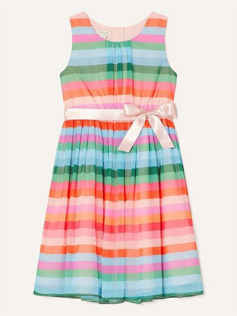 monsoon-girls-desert-stripe-chiffon-dress-pale-pink