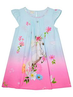 monsoon-girls-sew-unicorn-ombre-dress-turquoise