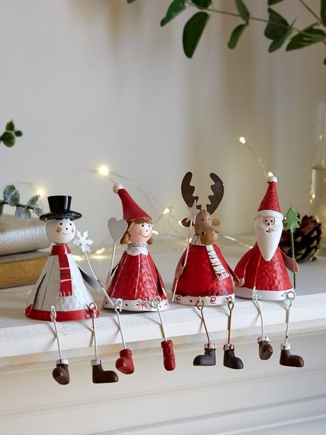 heaven-sends-set-of-4-festive-sitting-christmas-decorations