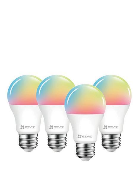 ezviz-lb1-colour-led-smart-bulbs-e27-a-4-bulbs