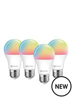 ezviz-quad-pack-colour-smart-bulb-e27-4-bulbs