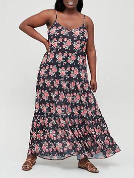 in-the-style-curve-in-the-style-curve-xnbspjac-jossa-floral-print-smock-maxi-dress-black