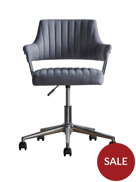 hudson-living-mcintyre-fabric-office-chair-charcoal