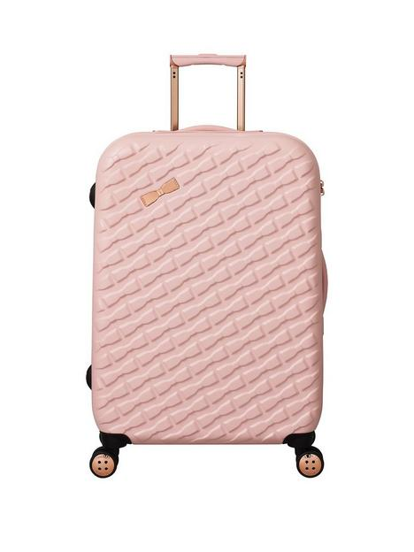 ted-baker-belle-medium-trolley-suitcase-pink