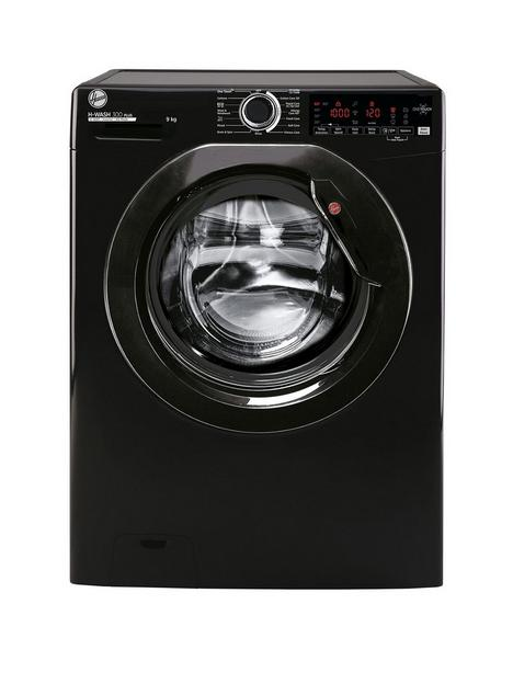 hoover-hoover-h3w69tmbbe-h-wash-300-9kg-1600-spin-washing-machine-black
