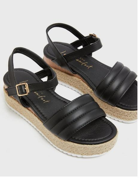 new-look-915-flatform-sandals-black