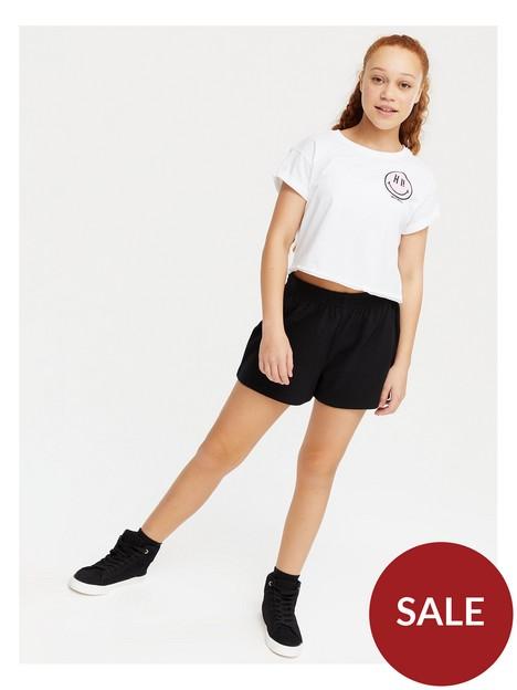 new-look-915-jogger-short-black