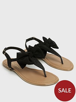 new-look-915-bow-sandals