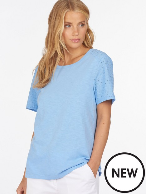 barbour-barbour-springtide-sleeve-detail-t-shirt-blue