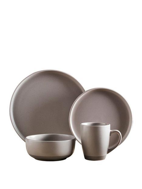 tower-avena-fossil-grey-16-piece-dinner-set