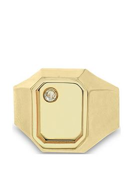 love-gold-9ct-yellow-gold-mens-19mm-round-white-rectangle-signet-ring