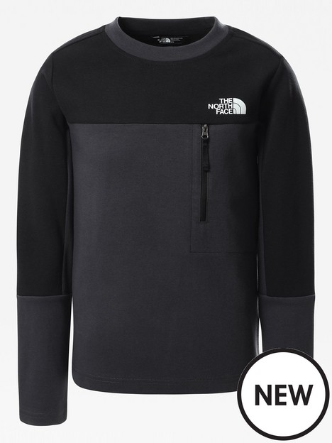 the-north-face-the-north-face-youth-boys-slacker-crew