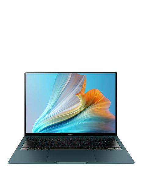 huawei-matebook-x-pro-2021-laptop--nbsp11th-gen-intel-core-i7nbsp16gb-ram-1tb-ssd-green