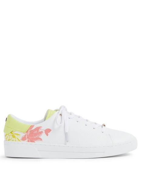 ted-baker-keylie-sage-leather-cupsole-trainer-whitenbsp