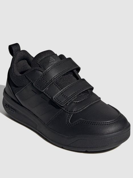 adidas-kids-unisex-tensaur-trainer-triple-black