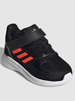 adidas-infant-unisex-runfalcon-20-trainers-blackred