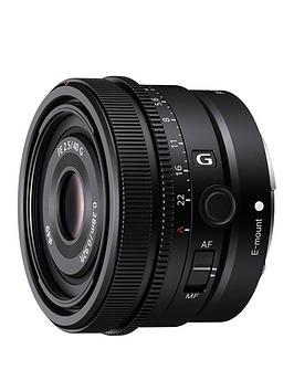 sony-sel40f25g-full-frame-lens-fe-40mm