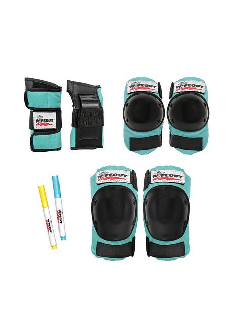 wipeout-protective-pad-set-teal-blue-age-5