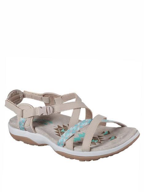 skechers-reggae-slim-strappy-adjustable-slingback-flat-sandal-taupe