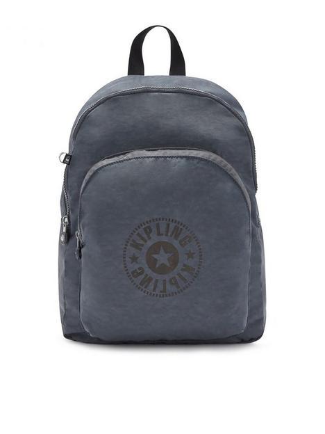 kipling-seoul-m-lite-backpack-slate