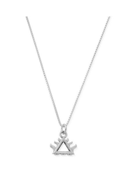 chlobo-delicate-box-chain-fire-necklace
