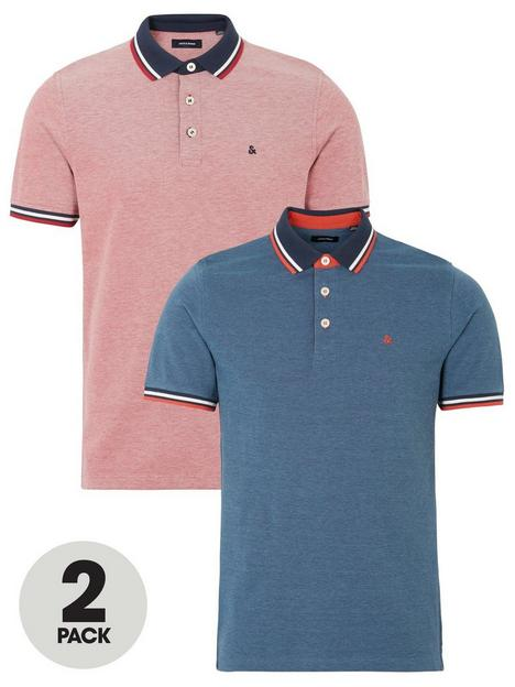 jack-jones-paulos-polo-shirt-2-pack-redbluenbsp
