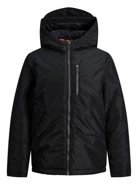 jack-jones-junior-boys-hooded-jacket-black