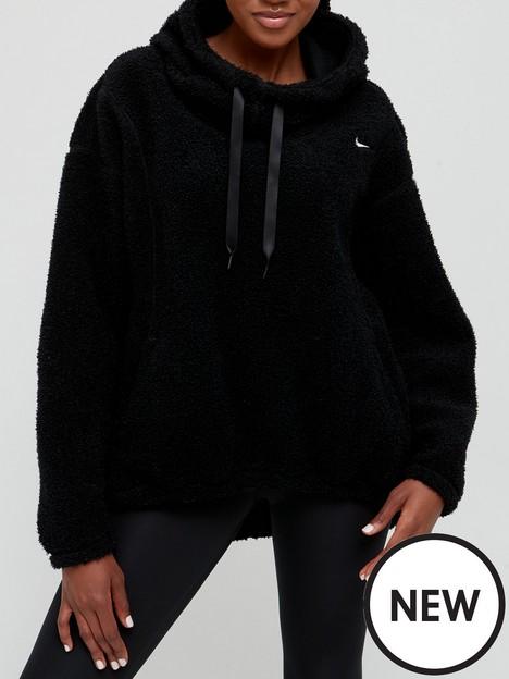 nike-training-cozy-fleece-pullover-hoodie-black