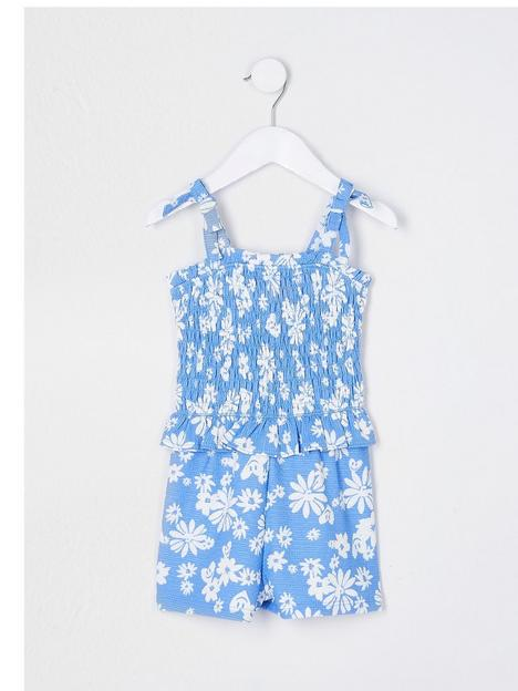 river-island-mini-mini-girls-floral-playsuit-blue