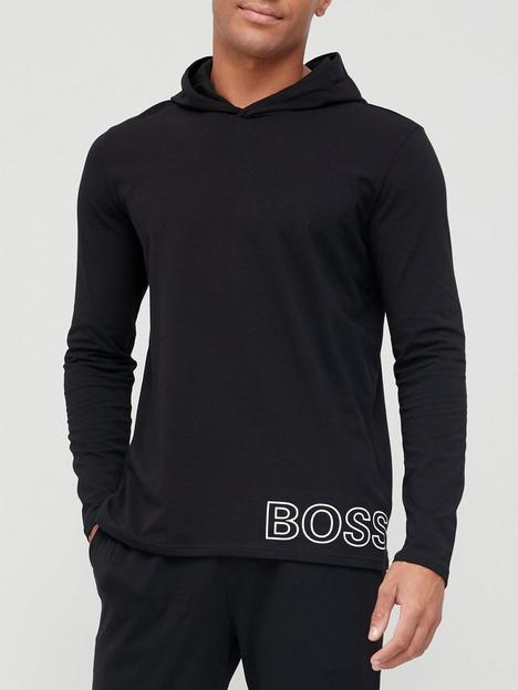 boss-bodywear-identity-lounge-overhead-hoodie-black